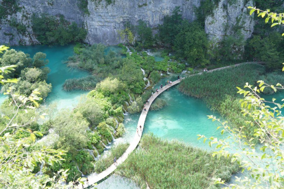 プリトヴィツェ湖群国立公園 – Plitvice Lakes National Park