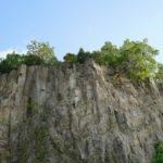 """皇室御用達の由良石を見に由良山へ – The stone of """"Mt. Yurayama"""" is used for garden of the Imperial Palace"""