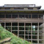 斜面に建つ美しい木造建築。少彦名神社の『参籠殿』 – Sanro-Den of Sukunahikona Shrine