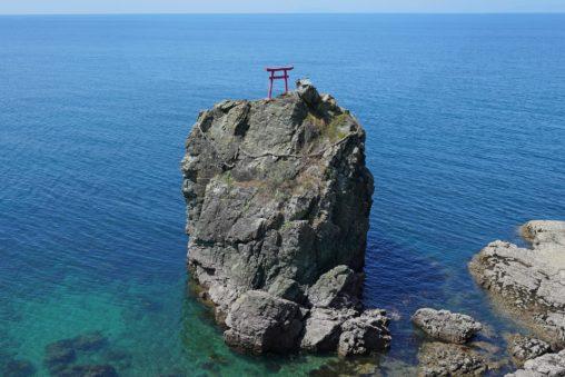 【愛媛】網掛岩(つなかけいわ) 三島神社 – [Ehime] Tsunakakeiwa Rock, Mishima shrine
