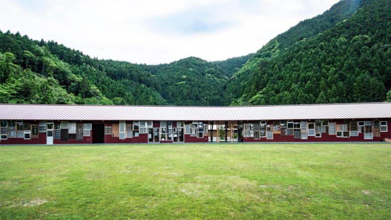 上勝町ゼロ・ウェイストセンター - KAMIKATSU ZERO WASTE CENTER