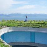 """【直島】泊まれる美術館、ベネッセハウス – [Naoshima island] Stay in the Art Museum """"Benesse House"""""""