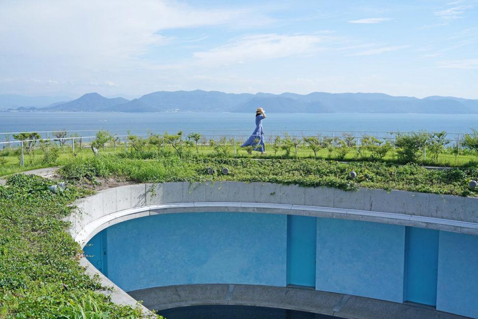 """【直島】泊まれる美術館、ベネッセハウス - [Naoshima island] Stay in the Art Museum """"Benesse House"""""""