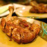 """【香川】区内町御用達の骨付鳥専門店『寄鳥味鳥』 – [Kagawa] Honetsukidori (Chicken-on-the-bone) """"Yoridorimidori"""""""