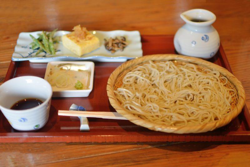 【香川】江戸そば 日月庵 – [Kagawa] Edo soba Nichigetsuan