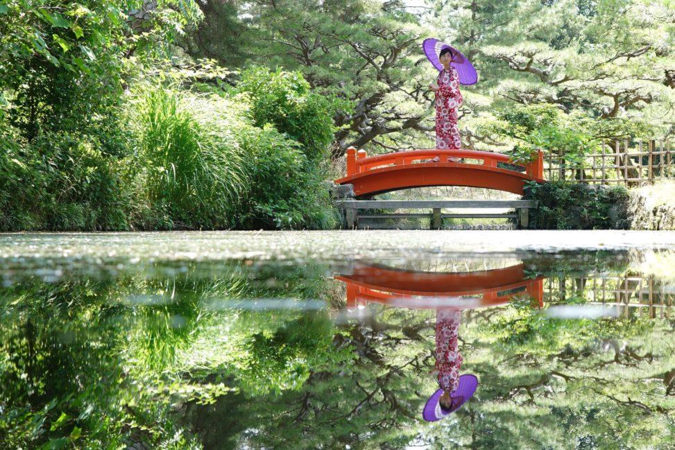 """【香川】一歩一景の美しさ『栗林公園』 – [Kagawa] The daimyo garden given 3-star status by the Michelin Green Guide Japan """"Ritsurin Garden"""""""