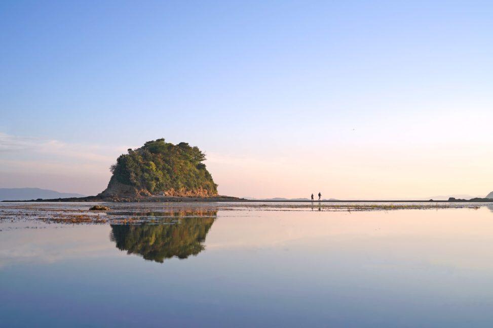 黒島ヴィーナスロード – Kuroshima island Venus Road