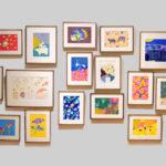 【香川 2022/2/26-3/21】うにのれおな クレヨン画展 – [Kagawa] Unino Reona