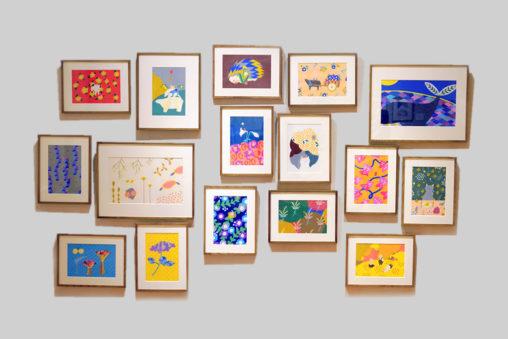 【香川 2022/2/26-3/21】うにのれおな クレヨン画展 - [Kagawa Instagram Talk Live 23 May 14:00] Unino Reona
