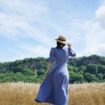 麦秋(ばくしゅう)の讃岐平野 – Wheat field of Sanuki