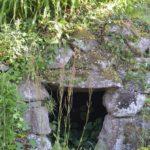 【小豆島】肥土山(ひとやま)の石風呂 – [Shodoshima island] Stone Bath of Hitoyama