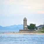 日本に3つしかない石造りの灯台。男木島灯台 – The stone lighthouse at Ogi island