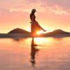【日本のウユニ湖が香川に!?】仁尾の父母ヶ浜(ちちぶがはま)が美しい