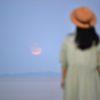 【徳島】800年前に詠われた海原の月「月見ヶ丘海浜公園」 - Tukimigaoka seaside park for moon watching